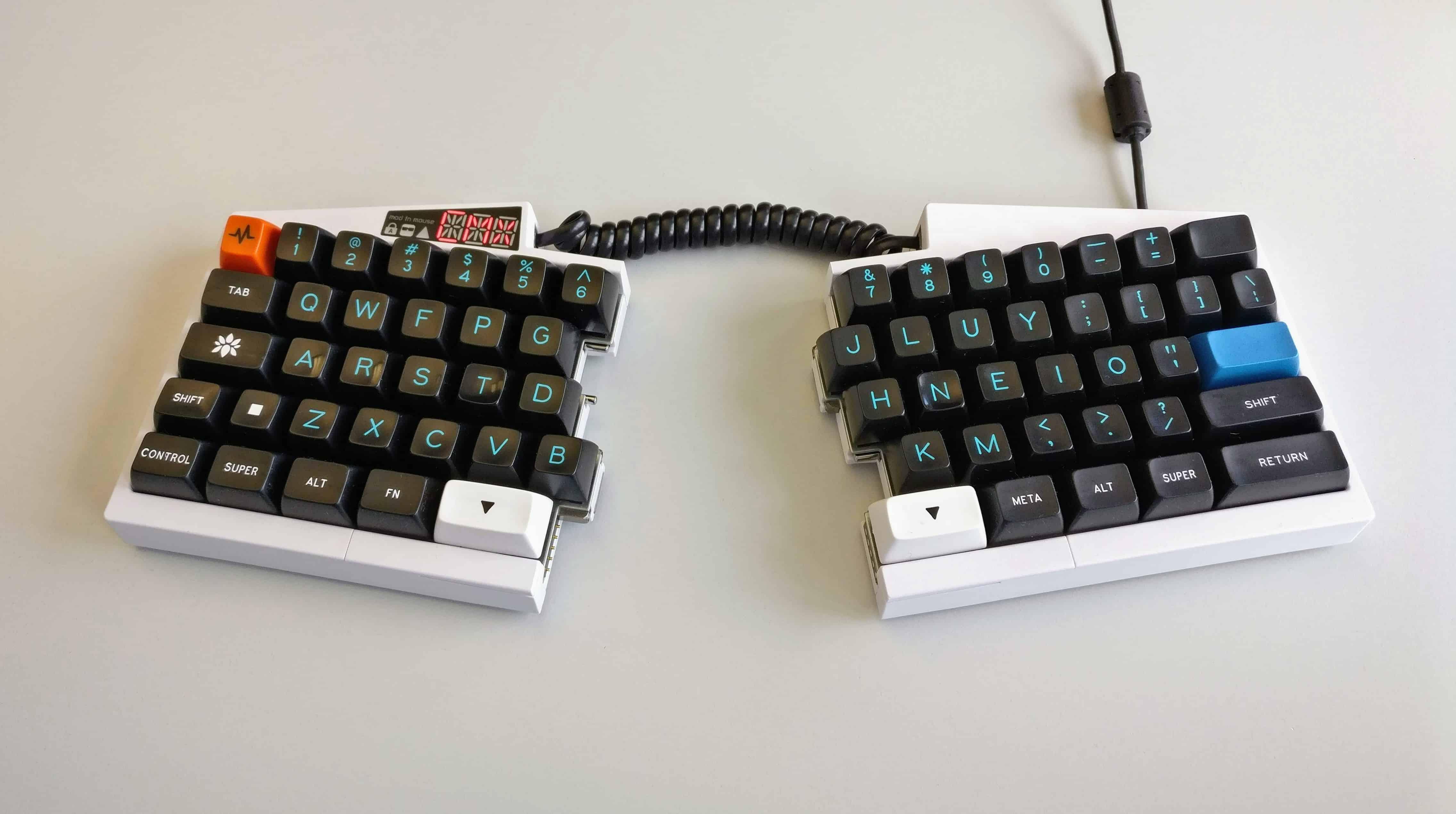 Blog Ultimate Hacking Keyboard