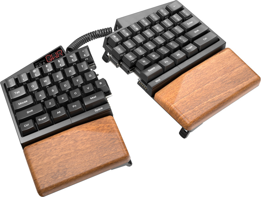 27d7bd54b66 Ultimate Hacking Keyboard – The keyboard. For professionals.