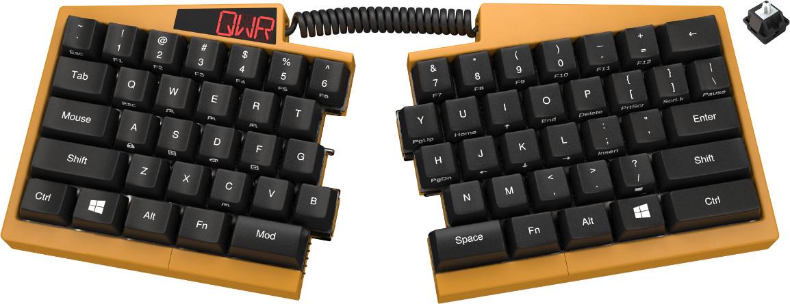 mac keyboard no fn key