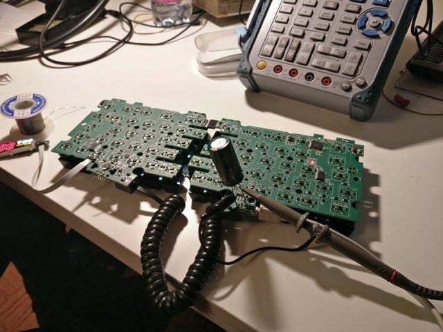 Huge capacitor on the PCB