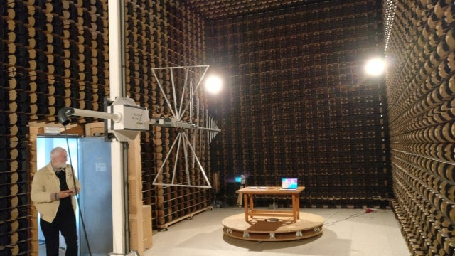 Measurement chamber