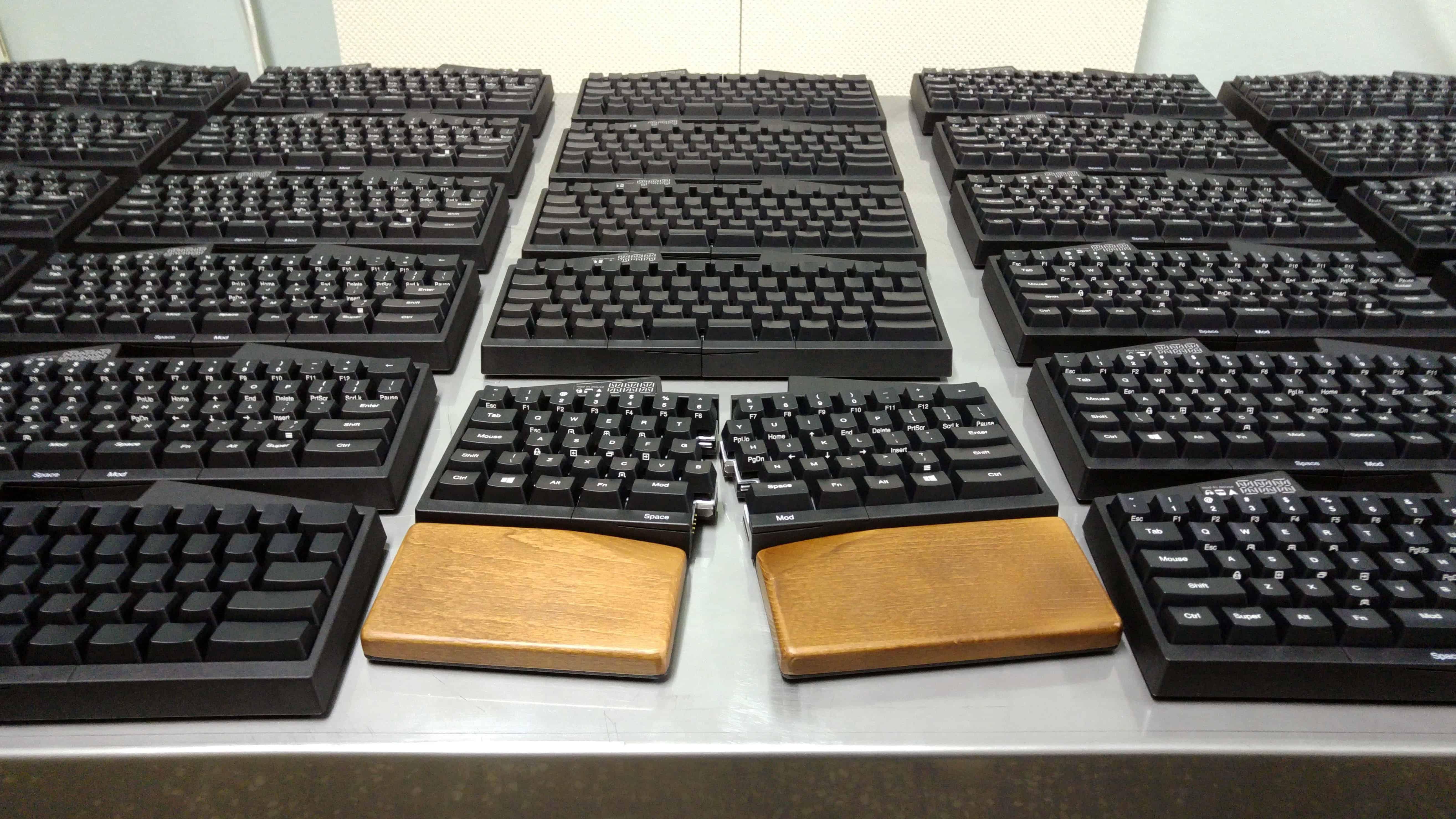 Tech talk ultimate hacking keyboard mechanical assembly biocorpaavc
