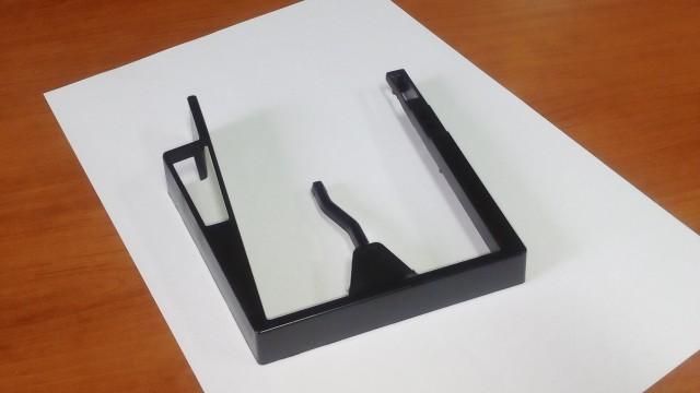 Top left case sample